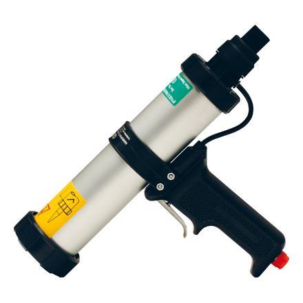 !!!Winchester COX 400 pneu tubusová vytlačovací pistole (vzduchová na kartuše 310 ml)