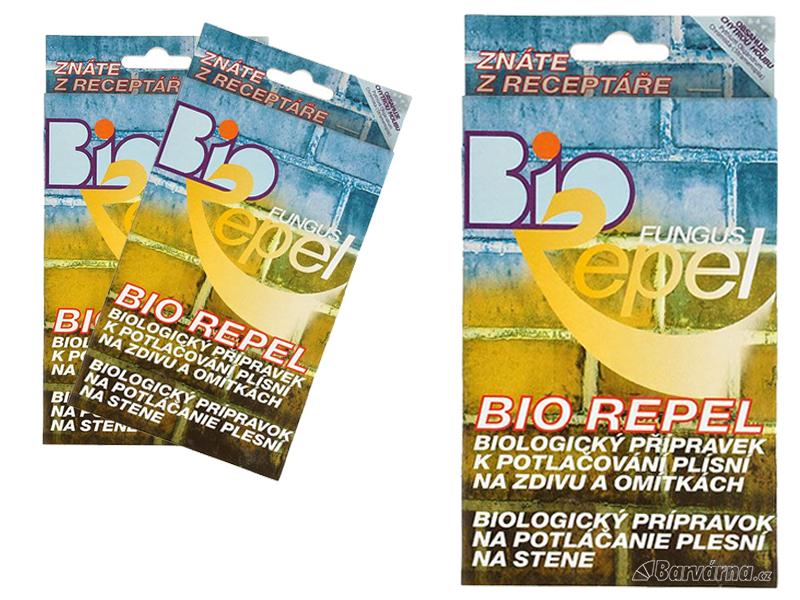 BIO REPEL (biorepel) chytrá houba 1x1g a 1x2g