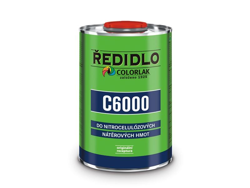 Ředidlo C 6000 0,7 L nitro Colorlak