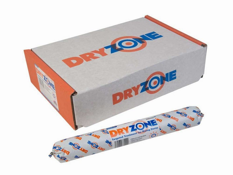 DRYZONE hydroizolační krém 600 ml - gel proti vlhkosti zdiva