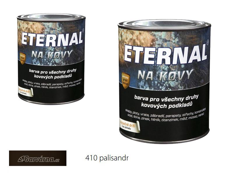 ETERNAL na kovy 0,7 kg palisandr 410