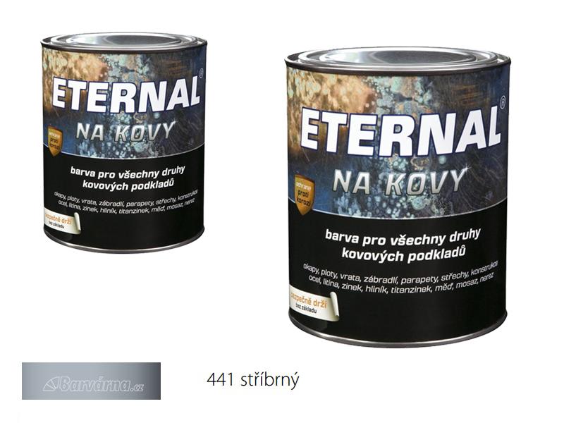 ETERNAL na kovy 0,7 kg stříbrná 441