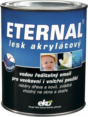 ETERNAL lesk akrylátový bílý RAL 9003 0,7 kg