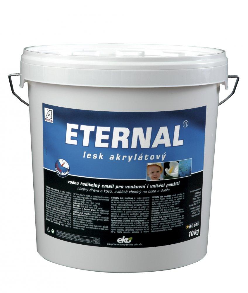 ETERNAL lesk akrylátový 10 kg bílá RAL 9003
