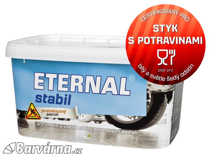 ETERNAL Stabil bílý 01 / 2,5 kg