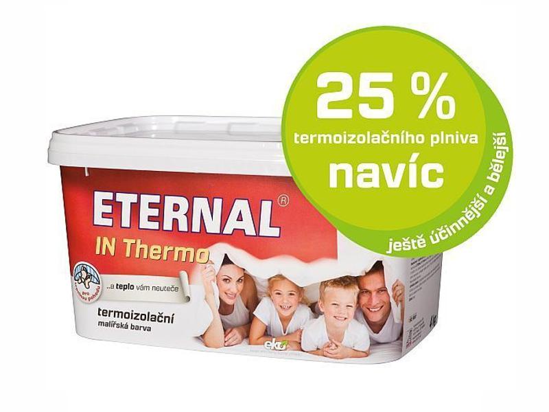 ETERNAL In Thermo 4 kg Termoizolační nátěr