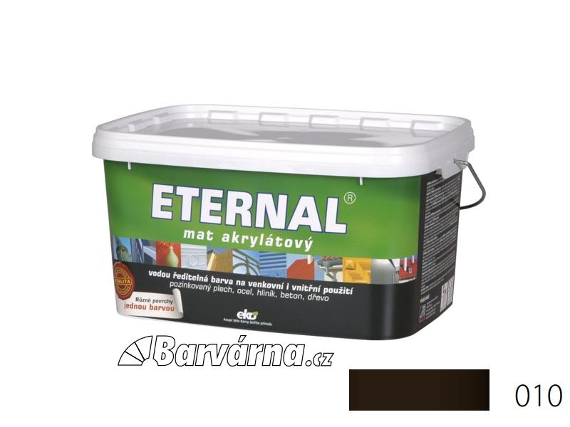 ETERNAL mat akrylátový 5 kg palisandr 010