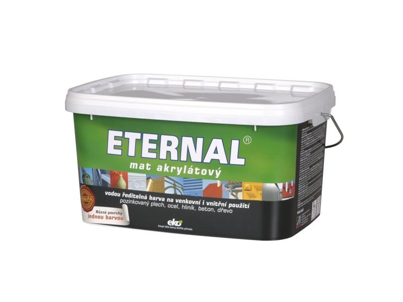 ETERNAL mat akrylátový 5 kg RAL 1013 béžový AUSTIMIX
