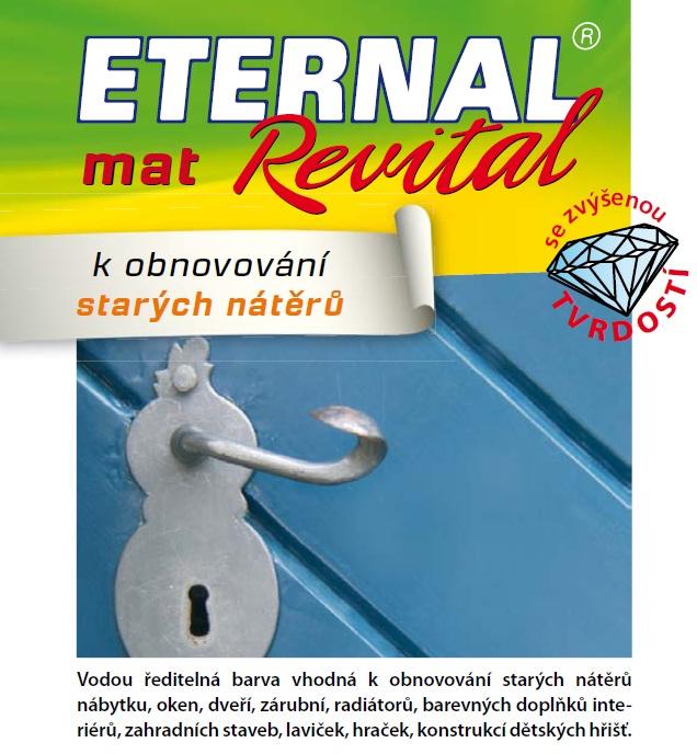 ETERNAL mat Revital 0,7 kg červenohnědá 207