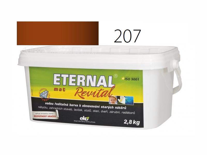 ETERNAL mat Revital 2,8 kg červenohnědá 207