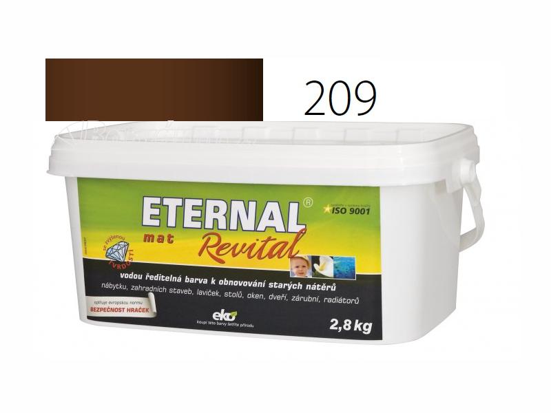 ETERNAL mat Revital 2,8 kg hnědá 209