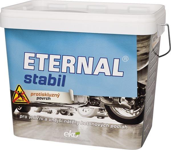 ETERNAL Stabil tmavě šedý 04 / 10 kg