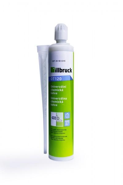 Illbruck FX OT120 300 ml - univerzální chemická kotva - bez styrenu