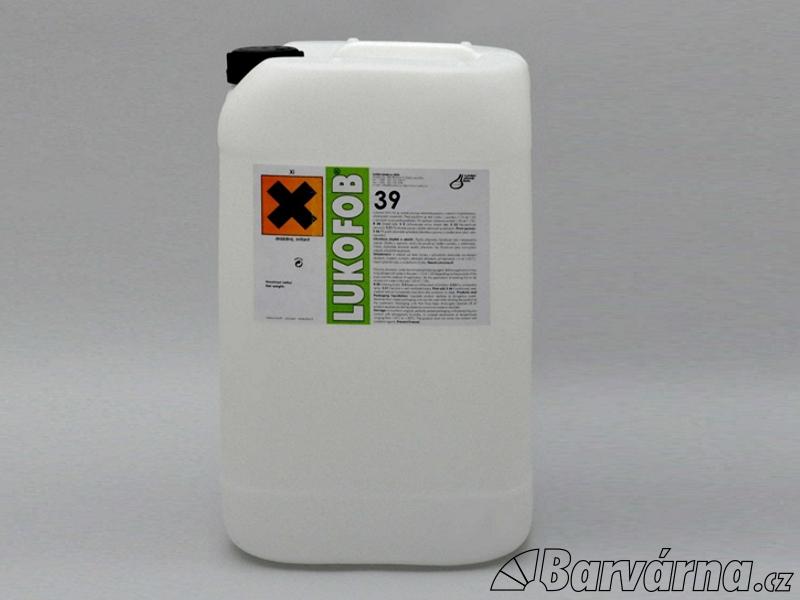 LUKOFOB 39 30 kg kanystr - hydrofobizační prostředek