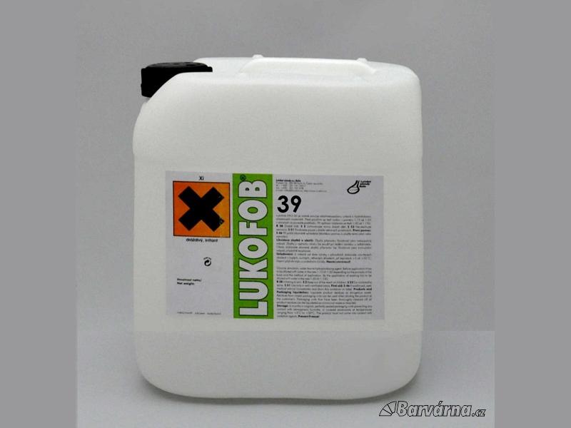 LUKOFOB 39 10 kg kanystr (odvážený z originálu) - hydrofobizační prostředek