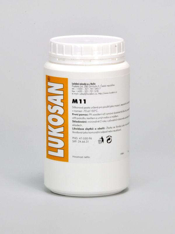 LUKOSAN M 11 silikonová pasta 1 kg doza