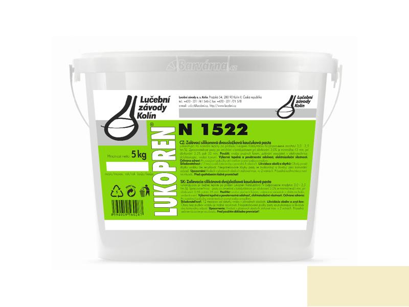 LUKOPREN N 1522 5 kg kbelík