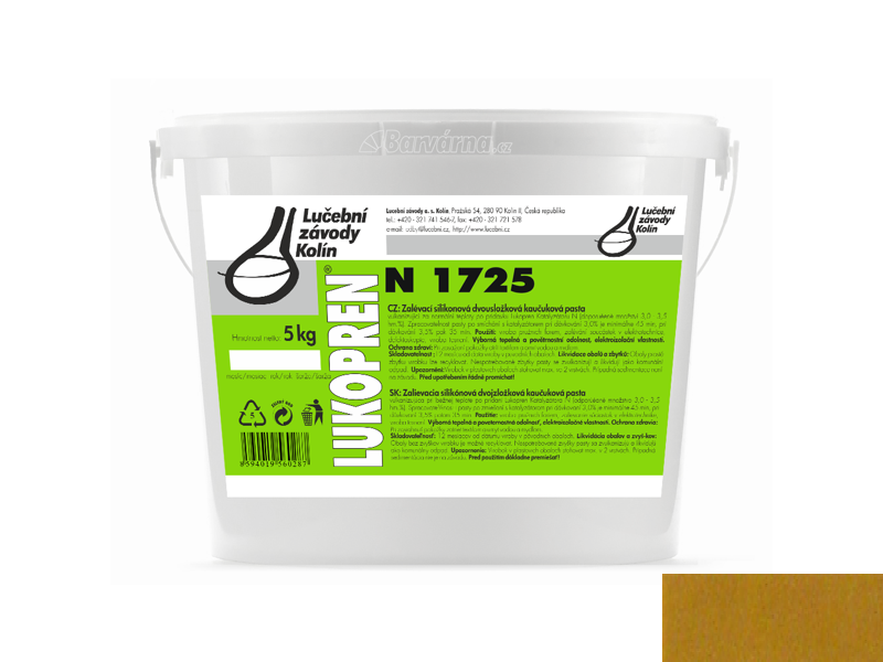 LUKOPREN N 1725 5 kg kbelík