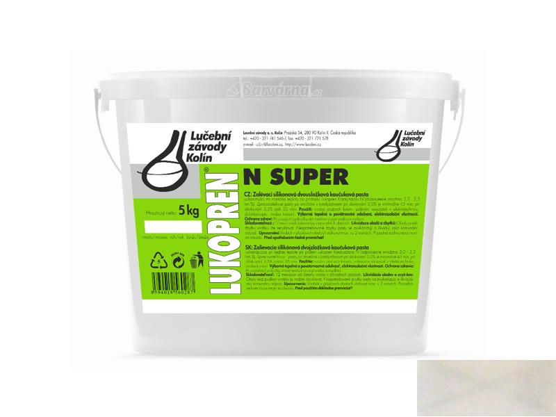 LUKOPREN N SUPER transparent kbelík 5 kg