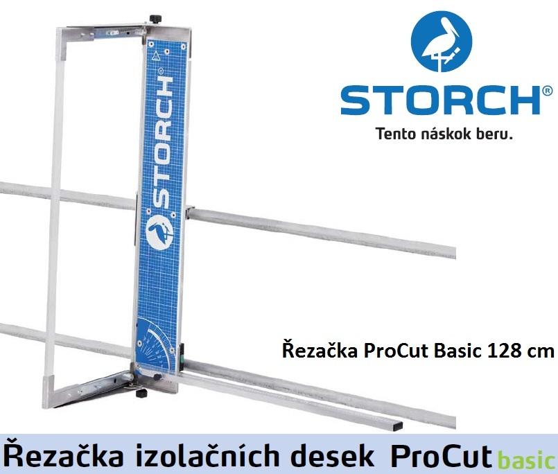 Řezačka polystyrenu STORCH Pro Cut Basic 128 cm (570075)