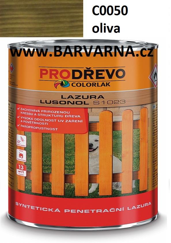 LUSONOL S 1023 oliva 0050 2,5 L