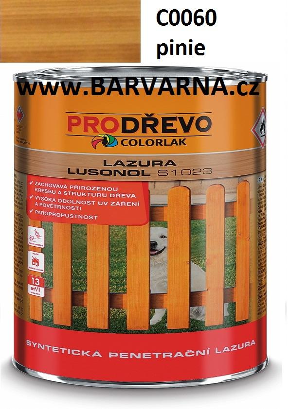 LUSONOL S 1023 pinie 0060 2,5 L