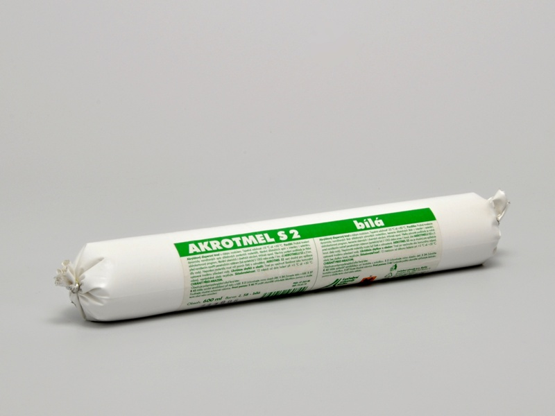 AKROTMEL S2 bílá č.58 600 ml