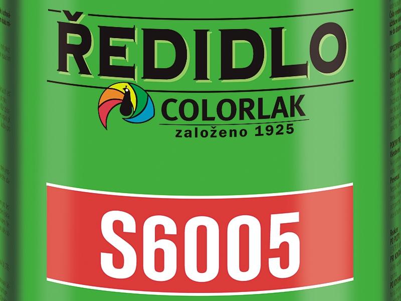 Ředidlo S 6005 4 L syntetické Colorlak