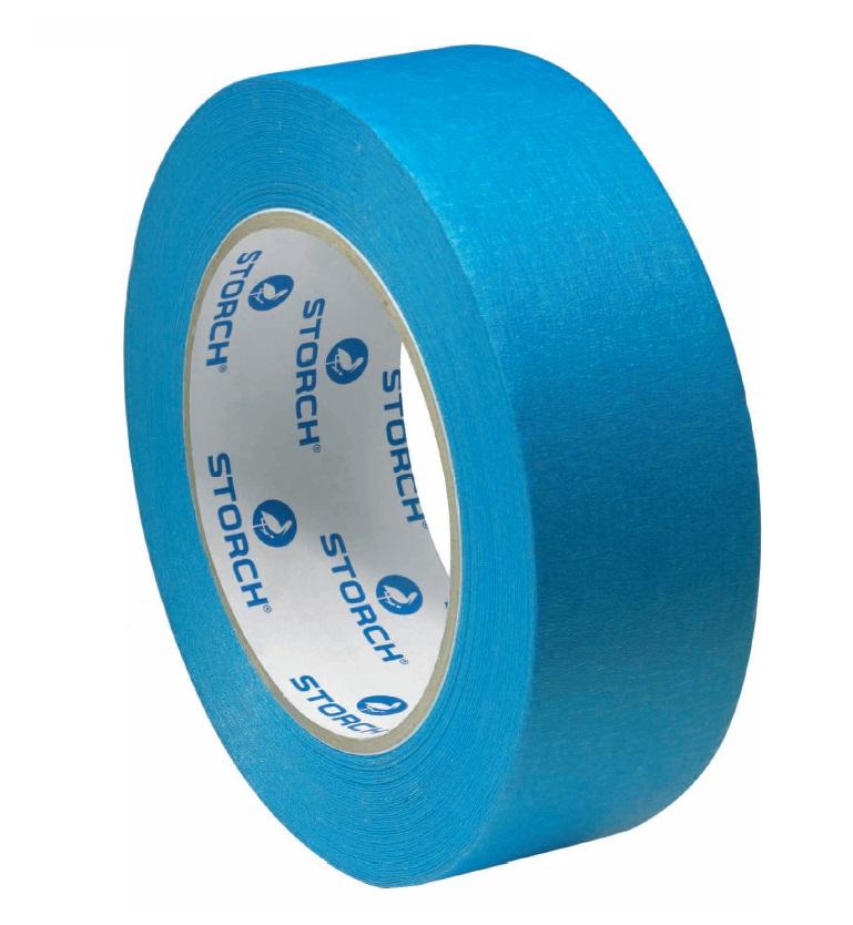 STORCH lepící páska modrá 25 mm x 50 m - papír speciál (96042522)