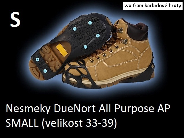 Nesmeky Due North All Purpose AP SMALL (velikost 33-39)