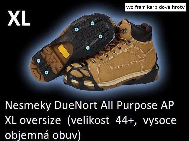 Nesmeky Due North All Purpose AP XL (velikost 44+ objemná obuv)