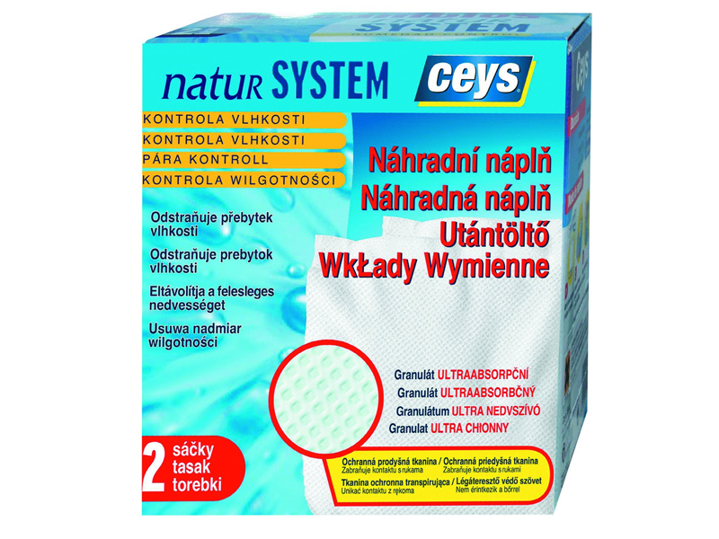 Náplň do Ceys Natur Systém 2 x 450 g