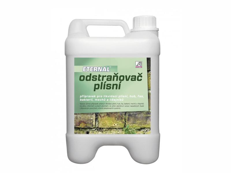 ETERNAL Odstraňovač plísní 5 kg (plísní, mechů, řas a lišejníků)