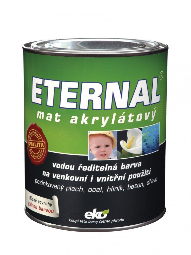 ETERNAL mat akrylátový 0,7 kg středně šedá 03
