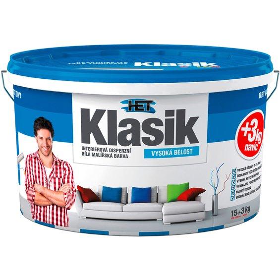Klasik HET 15+3 kg (18 kg)