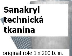 Technická tkanina (perlinka) SANAKRYL AUSTIS